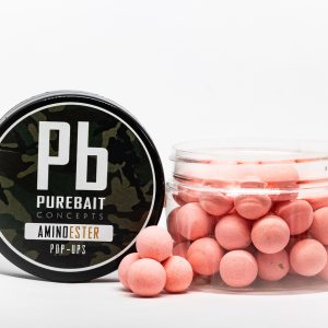 Amino Ester Pop Ups – 14mm, Washed Out Pink